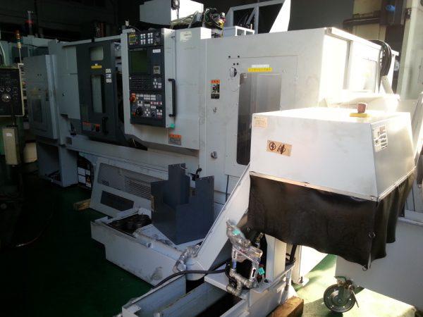모리세이끼CNC선반(턴밀)SL-253BMC/500